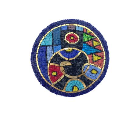Abstract small mosaics