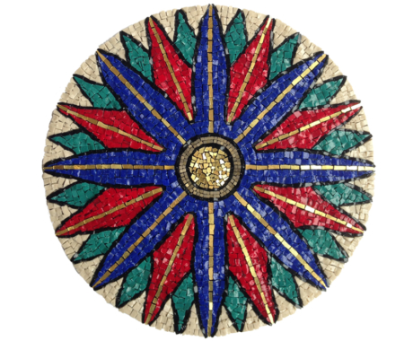 Egypt mandala
